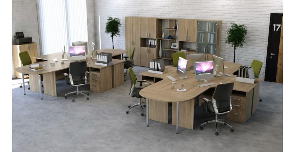 Офисная мебель Лидер