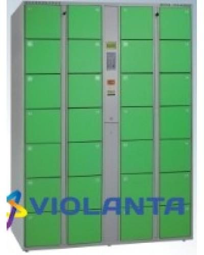 Автомат. камера хранения Locker-Bar-28-S
