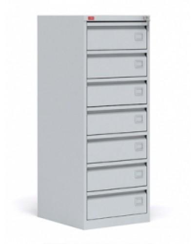 Металлический картотечный шкаф КР - 7
