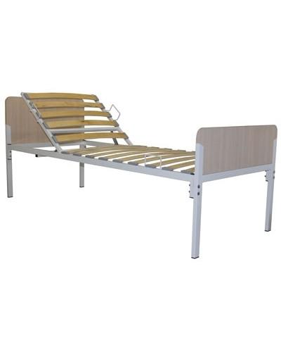 Кровать палатная с подъемом подголовника Э-301-КП