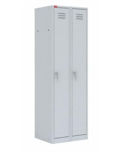 Модульный раздевальный шкаф ШРМ - 22 - М