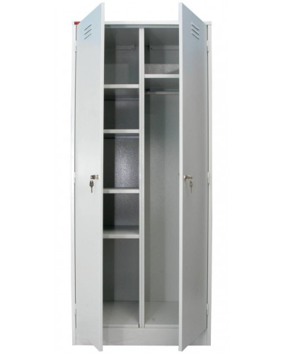 Шкаф металлический для одежды ШРМ - 22/800 У