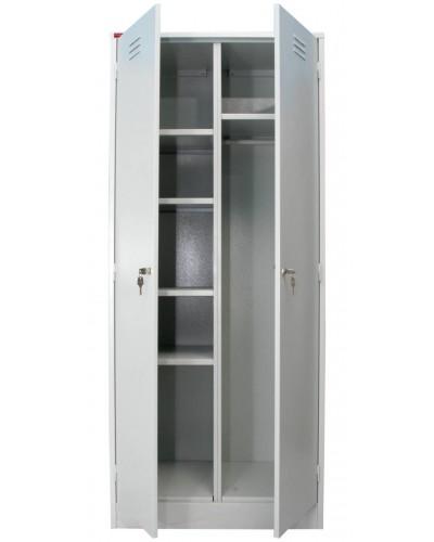 Шкаф металлический для одежды ШРМ - 22У