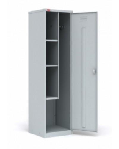 Шкаф металлический для хранения одежды и инвентаря ШРМ - АК-У