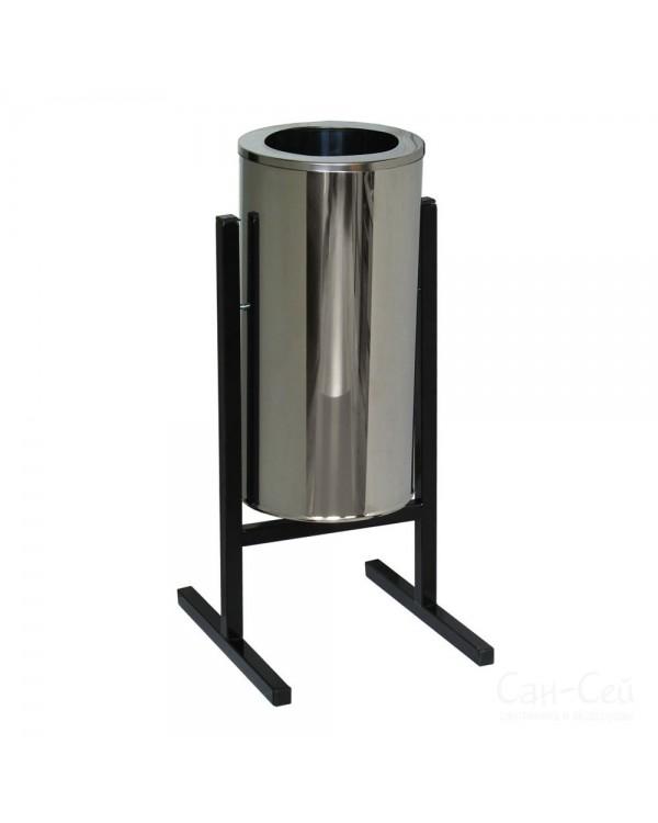 Металлическая напольная урна уличная СЛ2-250Н